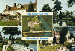 SUSSEX - BARCOMBE - THE ANCHOR INN - Other