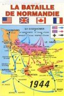 MAPS - LA BATAILLE DE NORMANDIE (1944) - Maps