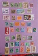 MONDE VRAC - Stamps