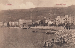 Abbazia - Villen Am Hafen 1907 - Croatie