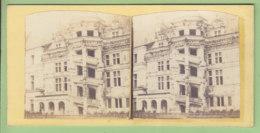 Château De BLOIS Vers 1860 - 1870.  Photo Stéréoscopique. 2 Scans - Photos Stéréoscopiques