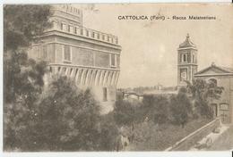 CATTOLICA (RIMINI)  ROCCA MALATESTIANA -FP - Rimini