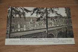 5984-  RUINES DE L'ABBAYE DE VILLERS, VUE GENERALE PRISE A L'EST - Non Classés