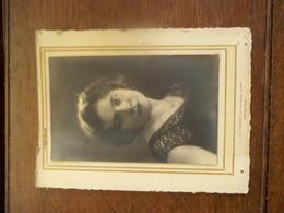 Oude Originele Foto Door  A. Thienpont  Alost - Identified Persons