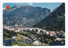 Valls D'Andorra N°261 Vue Panoramique Sur Les ESCLADES En 1973 - Andorra