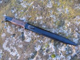 BAILLONNETTE Et FOURREAU  TBE - Knives/Swords