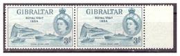 GIBILTERRA - 1954 - ROYAL VISIT. IN COPPIA. - MNH** - Gibilterra
