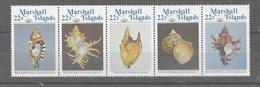 Serie De Islas Marshall Nº Yvert 73/77 ** - Marshall Islands