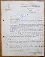 Werk Van Nationale Solidariteit Boerenhulp Aan Stadskinderen, Coupure Links, Gent 1946 - 1939-45
