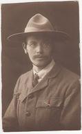 Vintage Scout - (England) - K Ltd Photo Postcard - Scouting