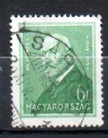 HONGRIE  L Eotvos 1932-37 N°452 - Hongrie
