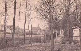 6 - Scherpenheuvel - Zicht Op Den Rozenkransweg, Kapel En Kostschool Der Ursulinnen - Montaigu … - Scherpenheuvel-Zichem