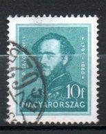 HONGRIE  I Széchenyi 1932-37 N°453 - Hongrie