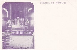 Souvenir De Montaigu - Vierge Miraculeuse - < 1905 ! - Scherpenheuvel-Zichem