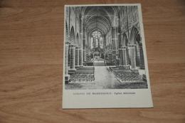 5996- ABBAYE DE MAREDSOUS, EGLISE ABBATIALE - Religions & Croyances
