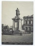 Photo Originale  Abel Briquet 1897. MEXICO - Estatua De Cristobal Colon - Fotos