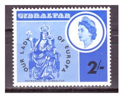 GIBILTERRA - 1966 - NOSTRA SIGNORA D'EUROPA. - MNH** - Gibilterra