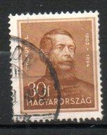 HONGRIE  L Kossuth 1932-37 N°456 - Hongrie