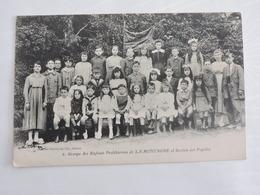 La Montagne - Groupe Des Enfants Prolétariens Et Section Des Pupilles Ref 0529 - La Montagne