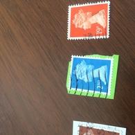 INGHILTERRA REGINA R - Stamps