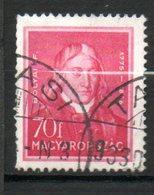 HONGRIE  F Bolyai 1932-37 N°460 - Hongrie