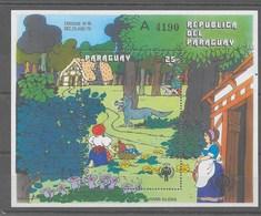 Hoja Bloque De Paraguay Nº Yvert HB-345 ** - Paraguay