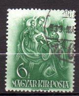 HONGRIE  St Etinne 1938 N°494 - Hongrie
