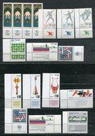 Israel / Int. Lot Mit Versch. Ausgaben ** (alle Mit Tab) (27041) - Briefmarken