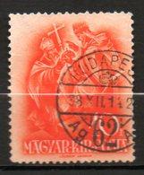 HONGRIE  St Etinne 1938 N°495 - Hongrie