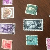ITALIA AMG FTT NERO - Stamps