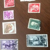 CECOSLOVACCHIA UOMINI ILLUSTRI - Stamps