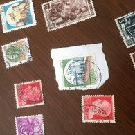 ITALIA CASTELLI LIRE 400 - Stamps