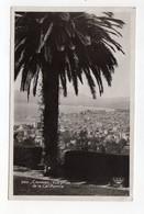 CPA écrite Par Le Peintre Charles Kiffer à Sa Famille - Cannes - Vue Prise De La Californie - Artistes