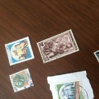 ITALIA AL LAVORO 6 LIRE - Stamps