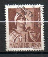HONGRIE  Jonas Hunaydi 1943-44 N° 615 - Hongrie