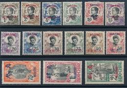 N-85: MONGTZE:  Lot *  N°34A à 48 - Mong-tzeu (1906-1922)