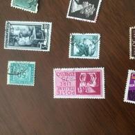 ITALIA ESPRESSO VIOLETTA - Stamps