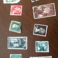 INGHILTERRA REGINA NERO - Stamps