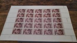 LOT 423637 TIMBRE DE FRANCE NEUF** LUXE FEUILLE N°386 VALEUR 250 EUROS BLOC - Feuilles Complètes