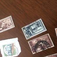 ITALIA AL LAVORO NERO - Stamps
