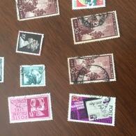 ITALIA DEMOCRATICA 50 LIRE - Stamps