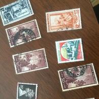 ITALIA CASTELLI 650 LIRE - Stamps