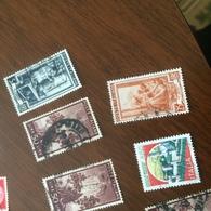 ITALIA AL LAVORO LA SICILIA - Stamps