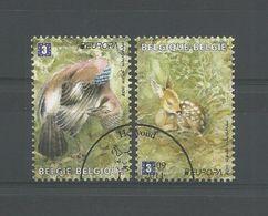 Belgium 2011 Europa Fauna OCB 4180/4181 (0) - Belgien