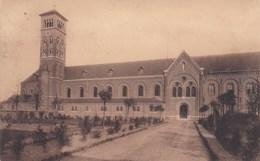 Westmalle - Cisterciënzer Abdij - Abbaye Cistercienne - Ingang Der Kerk - Entrée De L'Eglise - Malle