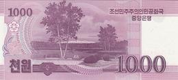 KOREA P. 64a 1000 2008 UNC - Corée Du Nord
