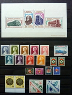 World Collection In 3 Stockbooks Mint Never Hinged/Postfris/Neuf Sans Charniere - Timbres