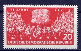 DDR Nr.821         **  Mint       (3070) ( Jahr: 1961 ) - Neufs
