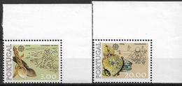 1976 Poirtugal Mi. 1311 - 2 **MNH  EOR     Europa : Kunsthandwerk - Europa-CEPT