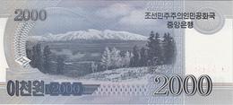 KOREA P. 65a 2000 2008 UNC - Corée Du Nord